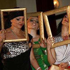 Premiera etiudy tanecznej Frames 2008