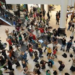 Flash Mob w Galerii-2009