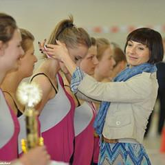 Gdyński Festiwal Zespołów Cheerleaders-2009