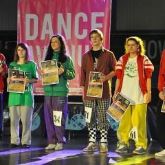 Zawody taneczne D. A. 2010