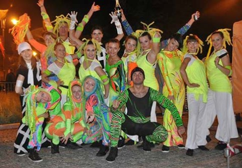 Dance Avenue Magic Malbork