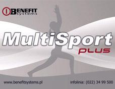 Karta Multisport