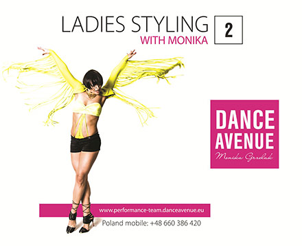 Ladies Styling Monika Grzelak - płyta DVD 2