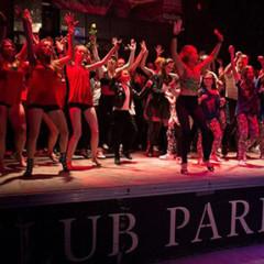 Dance Avenue w Klubie Parlament na zakończenie sezonu