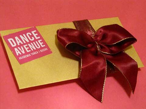 Kurs tańca - zrób prezent swoim bliskim