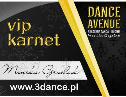 Vip Karnet dance Avenue