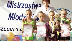 Międzywojewódzkie Mistrzostwa Młodzików w Gimnastyce Artystycznej