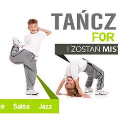 Dance Mix Kursy dla Dzieci