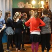 Taniec towarzyski dla dzieci