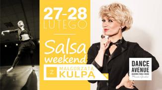 Salsa weekend z Małgorzatą Kulpą