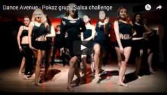Pokaz grupy Salsa challenge