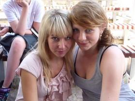 Agnieszka i Natalia